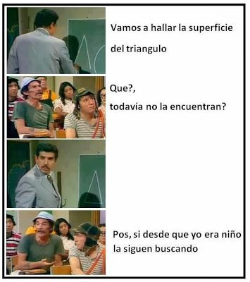 Chiste De El Chavo Del Ocho En 2020 Humor De Ingeniero Chistes Del Chavo Chistes De Matematicas