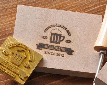 Custom Brand Iron Wood Brand Iron Custom Leather Stamp Etsy Leather Stamps Custom Leather Wood Branding