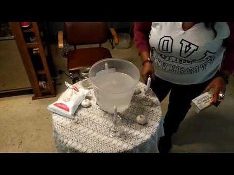 Triunfa En La Vida Baño Abre Camino Casero Youtube Magia Negra Hechizos De Magia Ritual