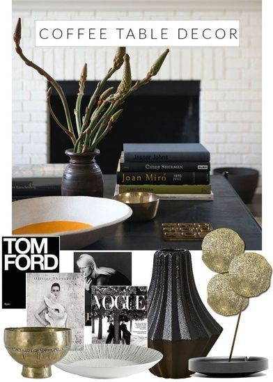 Coffee Table Decor A Simple Decorating Formula Tabletop Decor Stacks Of Books Tall Windows Coll Table Top Decor Simple Decor Decorating Coffee Tables