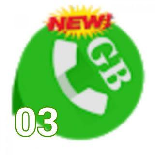تحميل تطبيق GBWhatsApp v6 85 (WhatsApp 3) Apk,تم تصميم