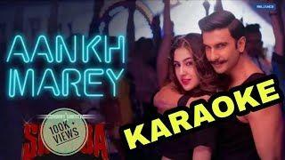 Aankh Maare Song Download Mp3 Simmba Di 2020 Karaoke