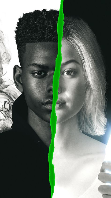 Marvel's Cloak & Dagger Phone Wallpaper | Moviemania