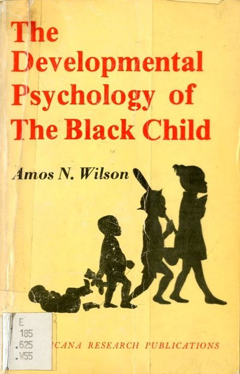Developmental Psychology of the Black Child – Awful Library Books developmental psychology of the black child 1 I Love Books, Great Books, Books To Read, My Books, Books By Black Authors, Black Books, Black History Books, Black History Facts, Black Kids