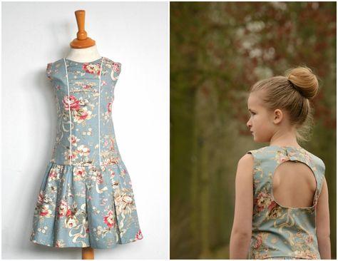 50ad8b26ec896d DIY jurk communiejurk communiekleed naaien sewing SVDHZ stof voor durf het  zelvers