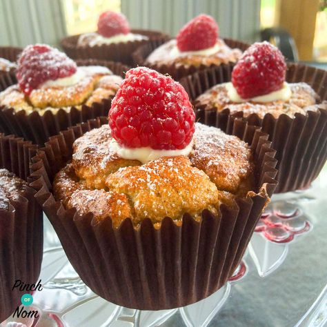 These 1 Syn Raspberry and White Chocolate Muffins are incredibly easy to make are you won't fail to be impressed by how fantastic they are! You can easily get 8 good size muffins from this recipe and I don't do tiny portions. If you are unfamiliar with cooking with coconut flour you should know that…