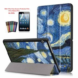 Ultra Slim PU Leather Stand Case For Huawei MediaPad T3 10 AGS-L09 ...