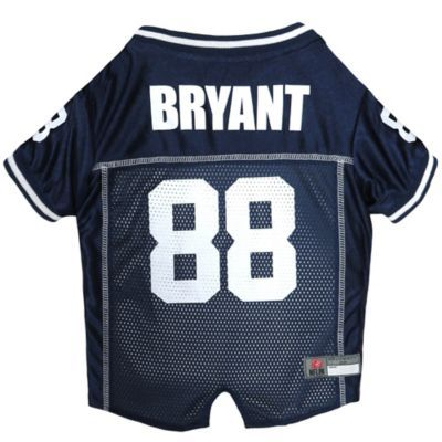 NFL Dallas Cowboys Dez Bryant Extra Large Dog and Cat Football Jersey Multi 55222264e