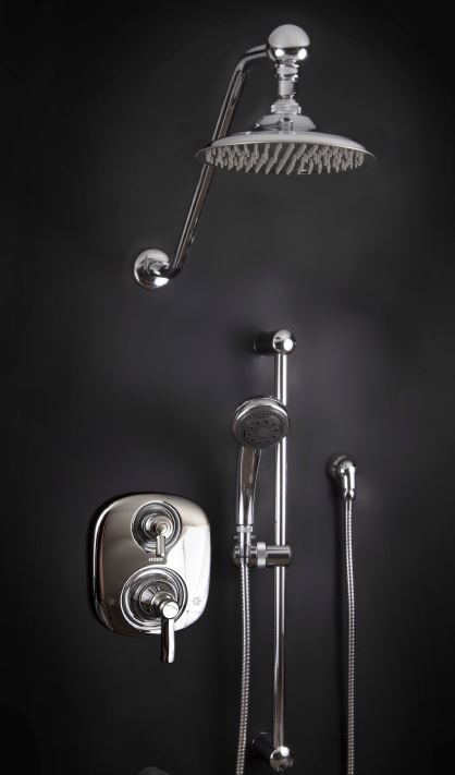 Image Of Moen Rain Shower Head Height