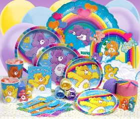 i need this!!! Celebrate with Cake!: Care Bears Cake girl boys party cake cupcake cake pop birthday rainbow