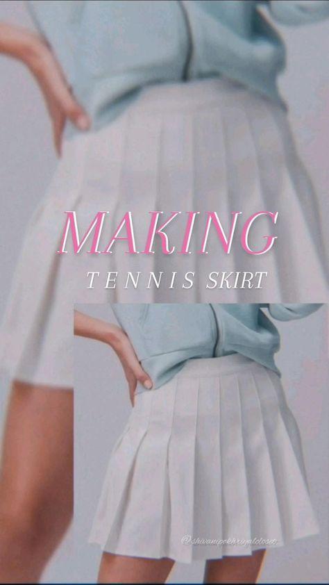 Tennis skirt�