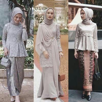 Jilbab Yang Cocok Untuk Baju Warna Abu Abu