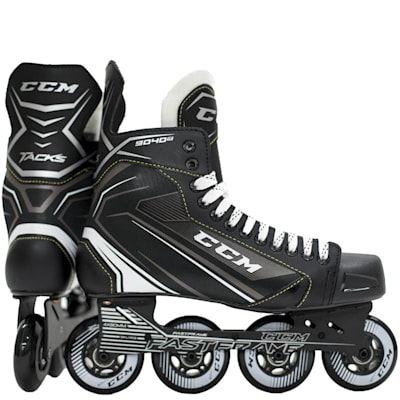 Ccm Tacks 9040r Inline Hockey Skates Junior Inline Hockey Hockey Roller Hockey Skates
