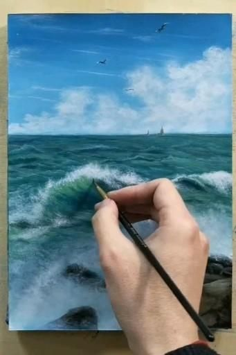 Learn how to paint Tide