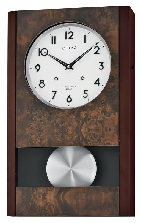 Melbourne Musical Wall Clock Pendulum Wall Clock Clock Tabletop Clocks