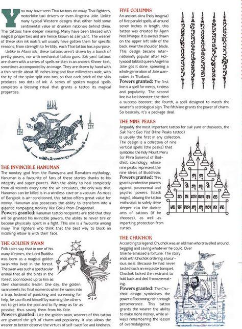 Sak Yant Thailand s Magic Tattoos some of the most popular designs as well as . - Sak Yant Thailand s Magic Tattoos some of the most popular designs as well as history 038 interes - Neue Tattoos, Body Art Tattoos, Small Tattoos, Yantra Tattoo, Sak Yant Tattoo, Buddhism Tattoo, Sanskrit Tattoo, Buddha Tattoos, Tatuagem Sak Yant