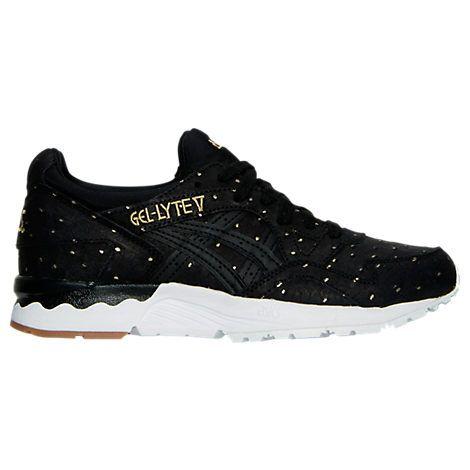Asics Women S Onitsuka Tiger Gel Lyte V Casual Shoes Black