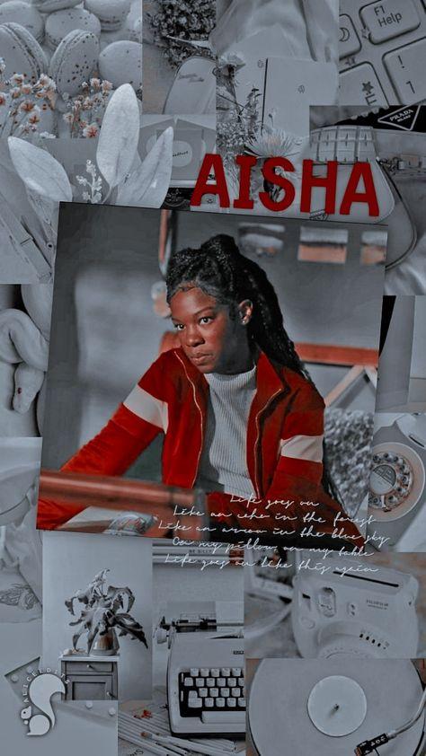 lockscreen wallpaper aisha