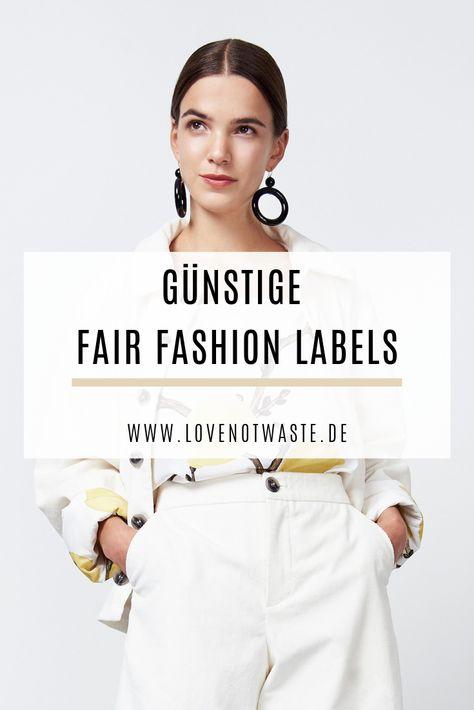 fair fashion labels für den schmalen geldbeutel (mit