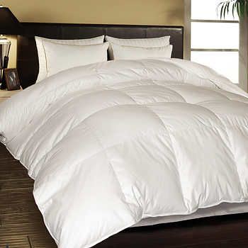 Hotel Grand White Goose Feather Down Comforter White Down Comforter Down Comforters Down Comforter
