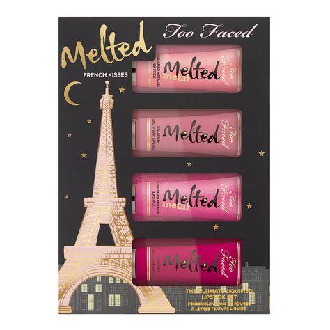 French Kisses Melted - Kit de maquillage de Too Faced sur Sephora.fr