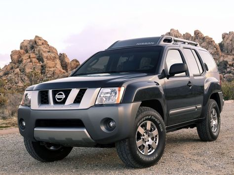 2013 Nissan Xterra...my dream car. good thing too, cause i will only ever be able to dream of it.