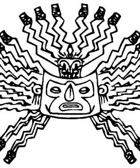 Ancient Inca Coloring Pages Coloring