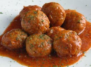 Almondegas De Soja Ao Molho De Tomate Receita De Almondegas