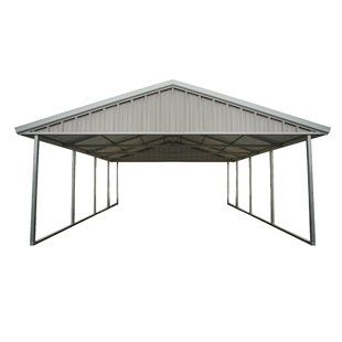 Gazebo Penguin Acay 11 8 X 14 10 Canopy Wayfair Sheet Metal Roofing Carport Designs Canopy
