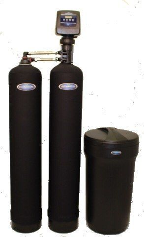 Discount Water Softeners Duo 40 000 Grain Water Softener And Whole