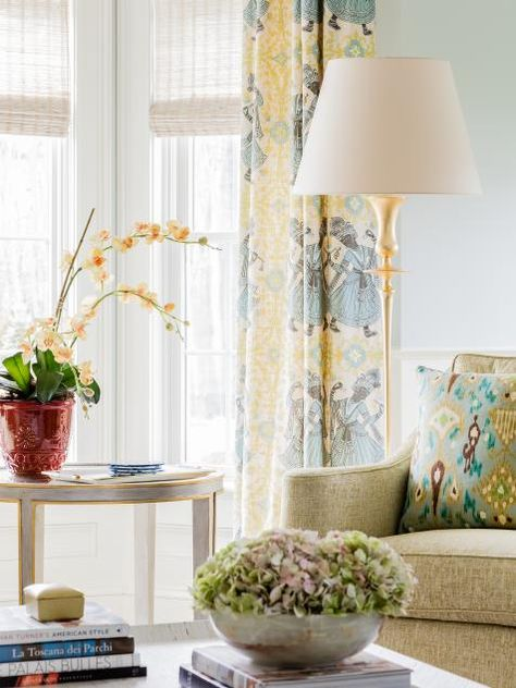 The Do's & Don'ts of Designer-Worthy Window Treatments | HGTV's Decorating & Design Blog | HGTV