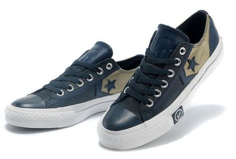 0e0b2ed8cea2 Golden Blue Converse Clot X First String Pro Mr.Sandman Chuck Taylor All  Star Low Top Canvas Sneakers  converse  shoes