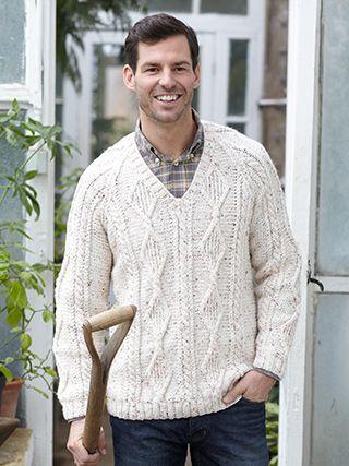 5d65cfd3afd25 Berroco Mercado Gateshead Men s Pullover Knitting Pattern PDF 400 ...