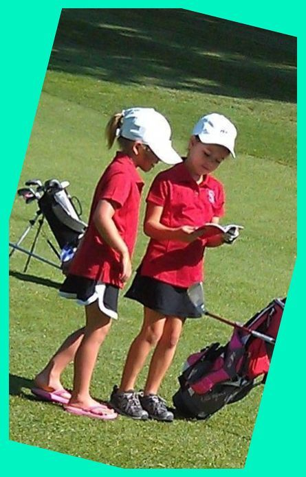 Learning The Rules Of Golf You Carry A Rule Book In Your Bag Right Women S Golf Club Distance Chart Average Women Golf Chipping Tips Golf Rules Golf
