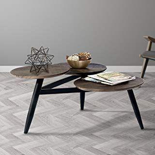 Amazon Com Coffee Table Chairs Living Room Furniture Home