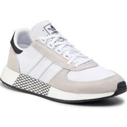 Reduced men's low shoes adidas Marathon Tech Ee4925 Ftwwht