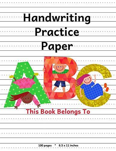 24++ Handwriting worksheets amazon Popular