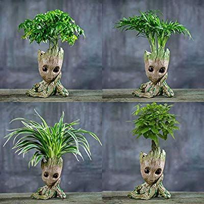 Guardians of the Galaxy Groot Planters4 DesignsPlanters Pots