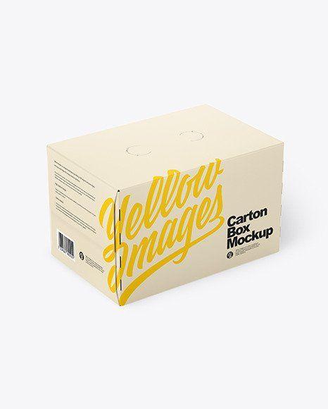 Download Carton Box Mockup Box Mockup Carton Box Free Packaging Mockup