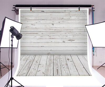 Ad Whitish Wooden Wall Floordrop Photo Backdrops 10x10 Seamless Background Vinyl Background For Photography Vinyl Photo Backdrops Studio Props