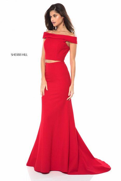 Pageant Dresses in Michigan   Viper Apparel Sherri Hill 51757 Sherri ...