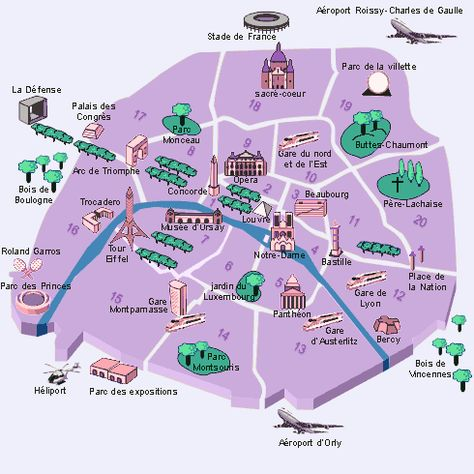arrondissements paris | paris_arrondissements