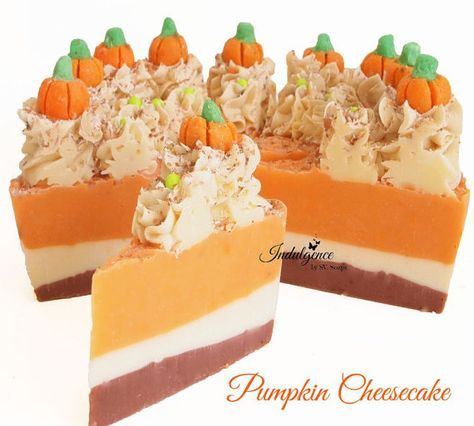 The amazing aroma of sweet pumpkin, cardamom, ground cinnamon, Vermont maple, whipped cream, fluffy cream cheese, caramelized sugar, and French vanilla.