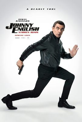 Johnny English Strikes Again Trailers Tv Spots Clips Featurettes Images And Posters Johnny English Strikes Again Full Movies