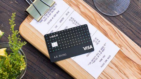 Uber's new credit card targets Millennials