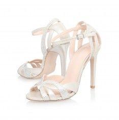 lana silver high heel sandals from Carvela Kurt Geiger