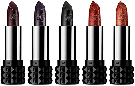 Kat Von D Studded Kiss Lipstick for Fall 2014 — Motorhead, Poe, Slayer, Thin Lizzy, Gothica