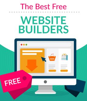 11 Best Free Website Builders 2019