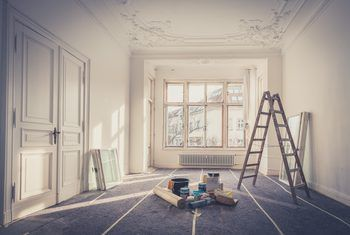 How To Paint Old Plaster Walls Plaster Walls Painting Plaster Walls Home Renovation