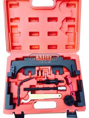 SUNROAD 10pcs Camshaft Alignment Timing Tool Set for N12 N14 N16 Mini Cooper Engine